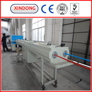 二重繊維のPEの管の生産ライン