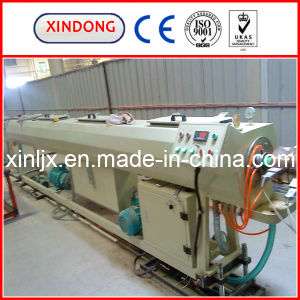 HDPE Water Pipe Machines 16-1200mm/Plastic Extruder
