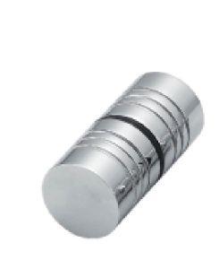 Encaixe do banheiro do botão de porta de bronze do chuveiro (FS-603)