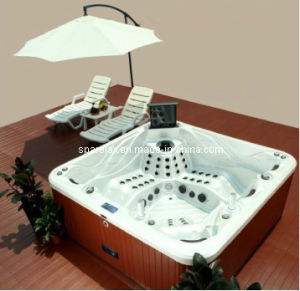 Luxury Outdoor Jacuzzi S800 with 101 Jets and LCD