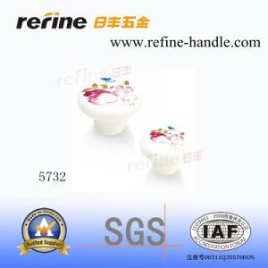Molette en céramique de matériel de meubles (C-5732)