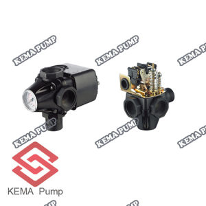 三方Port (PC-2B)の機械Water Pump Control