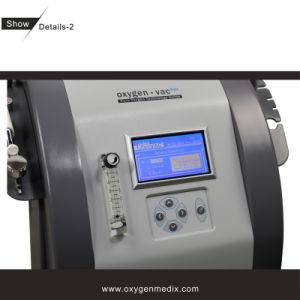 VCA machine de beauté de matériel et d'oxygène de traitement pour des soins de la peau (OxyVAC)