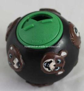 Hundespielzeug, fantastische Durchsickern-Haustier-Imbiss-Nahrungsmittelkugel, Spielzeug
