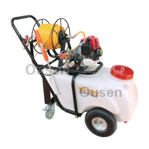 Maquinaria de jardiner a 60l con motor de 2 tiempos os for Maquinaria de jardineria