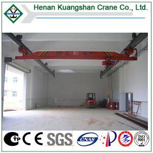 Solo Girder Suspension Overhead Crane (modelo de LX)