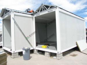 Maison pr fabriqu e modulaire de conteneur maison for Prix maison prefab