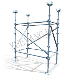 Kwikstage Moudlar Scaffolding System para Safe Work