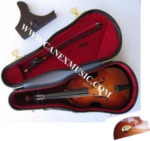 Mini Contrabass avec la musique/mini cadeaux/cadeaux de promotion