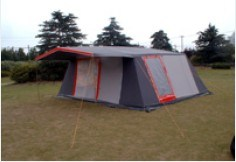 أسرة خيمة مع الخير سوق ([فت5010])