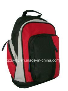 Poliéster Sport Backpack (SYBP-003)