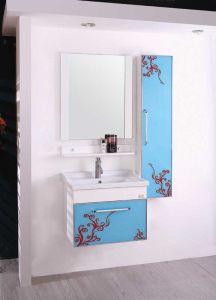 浴室用キャビネット/PVCの浴室用キャビネット(W-117)