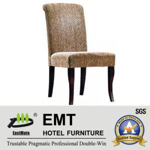 Chaise forte d'armature en bois de qualité (EMT-066)