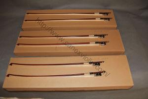 Proue de violon en bois du Brésil de proue de violon (P-22V)