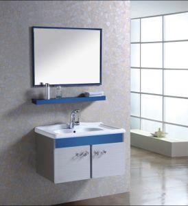 ステンレス鋼の浴室用キャビネット(YX-8083)