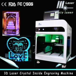 Cristal Laser Engraving 3D automatique (HSGP-2KC)