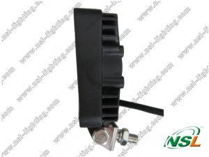 24W 3W * 8PCS LED Lumière de travail hors route pour VTT Camion Lourd Chariot élévateur Pelle Lumière Pencil Beam