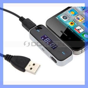 3.5mm Jack Auto Car FM Transmitter für All Smartphones (FM-01)