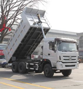 Style de Scanie Dump camions lourds avec la nouvelle cabine de conception