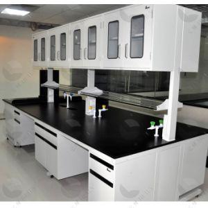 새로운 디자인 실험실 가구 실험실 벤치 실험실 강철 테이블 ...