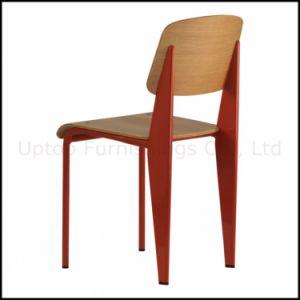 chaise standard classique sp-bc336 de jean prouve de meuble ... - Chaise Jean Prouve Prix