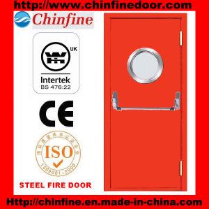 Porte ignifuge de modèle américain (CF-F006)