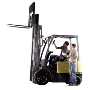 Battery met 4 wielen Forklift (FB20-FAZ1)