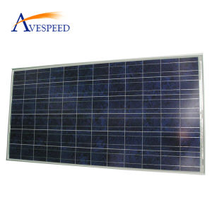 Avespeed 125 Series ЕВА и Tpt Glass 165W-180W Poly Photovoltaic Panel