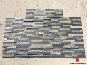 de chapa de madera paneles de cultura de piedra para de paredes y