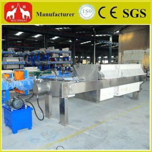 Macchina idraulica della pressa del filtro dell 39 olio della for Mini pressa idraulica