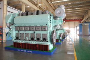 Двигатели Yanmar N330 тепловозные морские