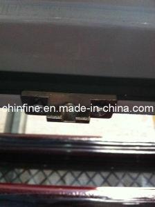 Double porte coupe-feu en acier avec les BS et le certificat d'UL (CF-F009)