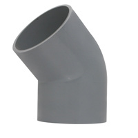 De grand diamètre en PVC Pipe Fitting norme DIN PN10