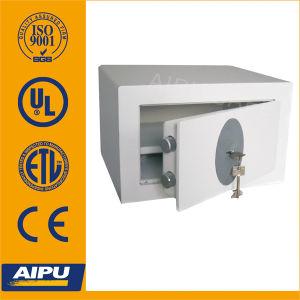 Aipu Fire Proof Home et Office Safes avec Double Bitted Key Lcok (T220-K)