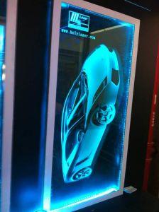 3D Glass ou laser Engraving Machine Hsgq-L de Crystal Large Size
