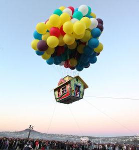 Hélio Gas para Balloon Use (40L)