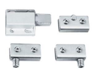 Braçadeira de vidro do aço inoxidável (FS-3061)