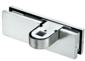 Braçadeira apropriada da correção de programa de vidro da porta (FS-110FR)