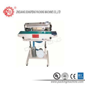 Machine continue de machine de cachetage de sac d'air/cachetage de bande (DBF-900F)