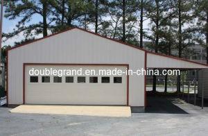 garage en acier l ger pr fabriqu de voiture de strcture dg6 011 garage en acier l ger. Black Bedroom Furniture Sets. Home Design Ideas