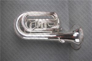 C Teclado Tuba Modelo Prata (TU-400S)