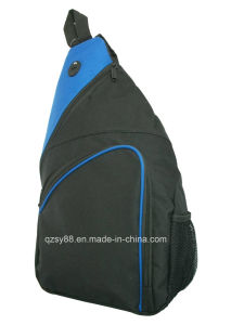 Nuevo Diseño Promocional Poliéster Sling Bag