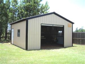 Garage pr fabriqu de v hicule de structure m tallique kxd 230 garage pr fabriqu de v hicule - Garage prefabrique metallique ...