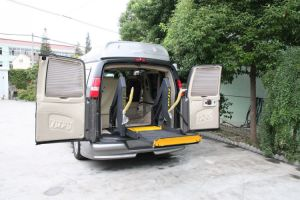Wheelchair eléctrico Hoist Wheelchair Lift para Van (WL-D-880U-1150)
