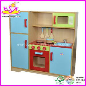 Juguete de madera de cocina w10c011 juguete de madera for Cocina juguete madera