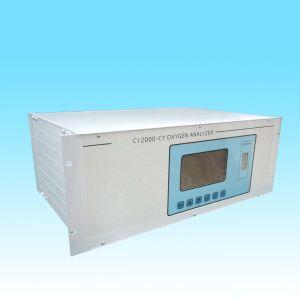 Ci2000 cy analizador de ox geno en l nea de alta pureza for Analizador de oxigeno