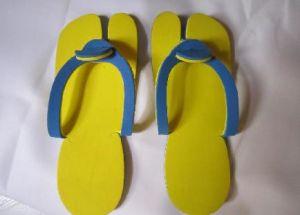 Flip-flop descartável do deslizador dos TERMAS da massagem do hotel