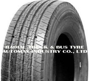 放射状のトラックのタイヤ(215/75R17.5 225/70R19.5 315/70R22.5)