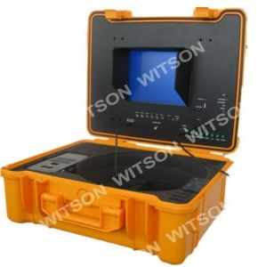 witson professional goutter cam ra canalisation pipeline video inspection hd self leveling. Black Bedroom Furniture Sets. Home Design Ideas