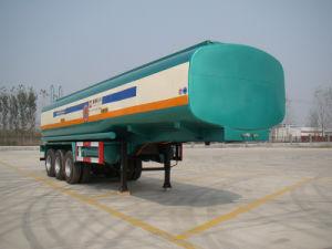 55000L Aanhangwagen van het Nut van de Aanhangwagen van de tri van de As Tanker van de Brandstof de Semi (SKW9402GYYA)